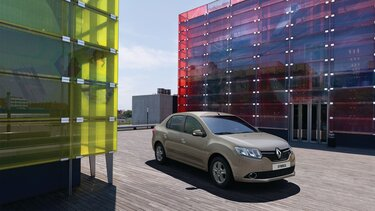 Renault SYMBOL arka yüz