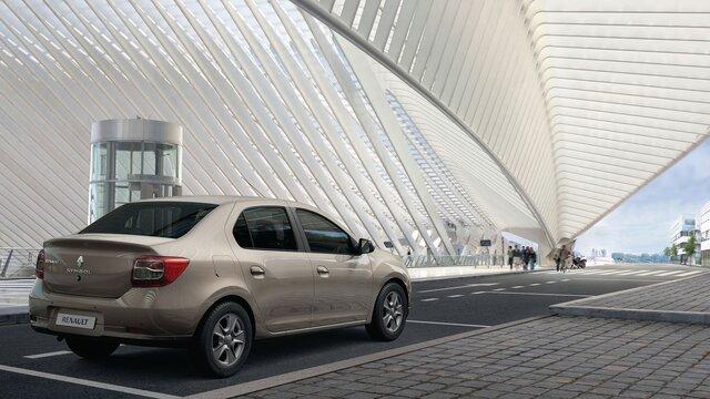 Renault SYMBOL profil