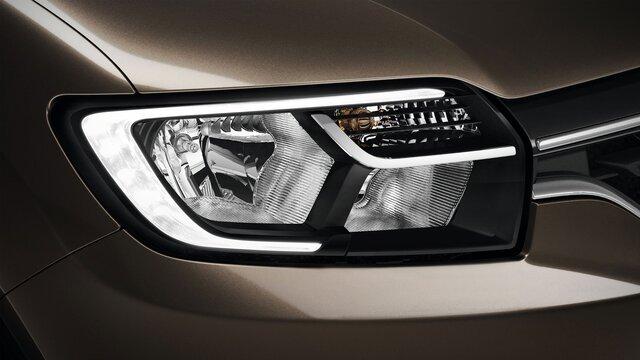 Renault SYMBOL phare