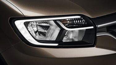 Renault SYMBOL signature lumineuse