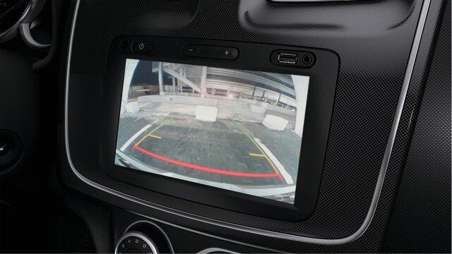 Aide au parking arrière et caméra de recul