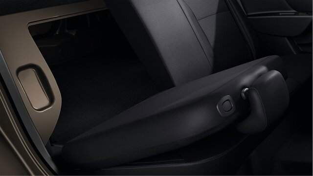 Renault SYMBOL arka koltuk