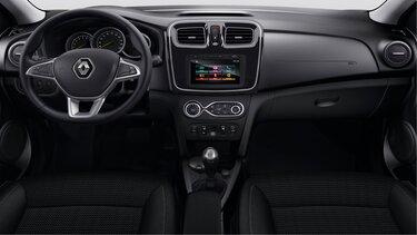 Renault SYMBOL intérieur