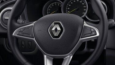 Nouveau volant Renault Symbol