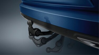 Renault TALISMAN Grandtour składany hak holowniczy