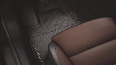 Renault TALISMAN Grandtour dywaniki podłogowe
