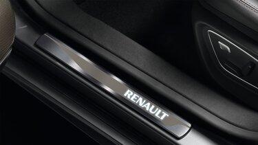 Renault TALISMAN Grandtour podświetlane progi drzwi