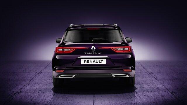 Renault TALISMAN Grandtour INITIALE PARIS widok z tyłu