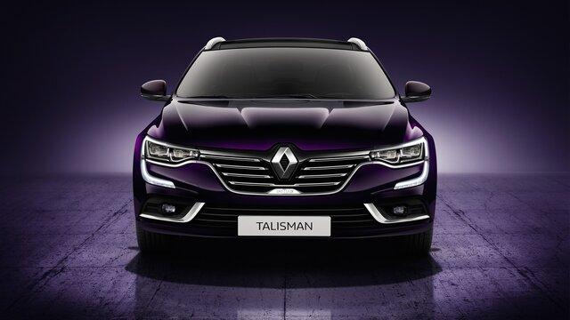 Renault Talisman Sport Tourer INITIALE PARIS parte delantera
