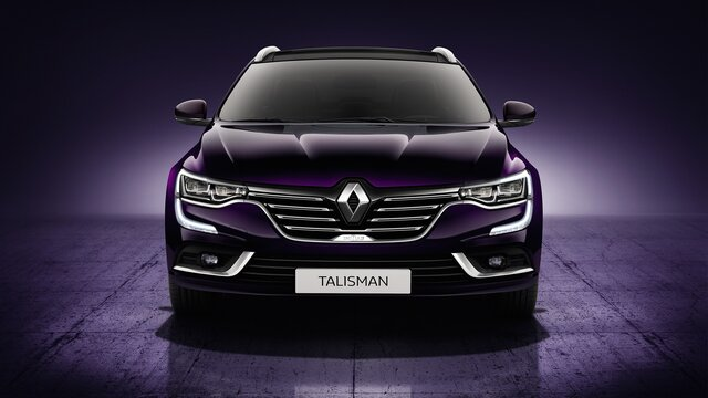 Renault TALISMAN Estate INITIALE PARIS face avant