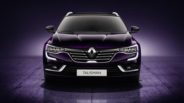 Renault TALISMAN Grandtour INITIALE PARIS Front