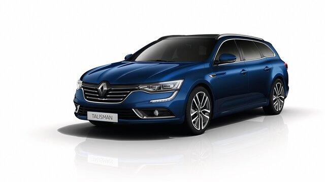 Ceny a nabídky pro vůz Renault TALISMAN Grandtour
