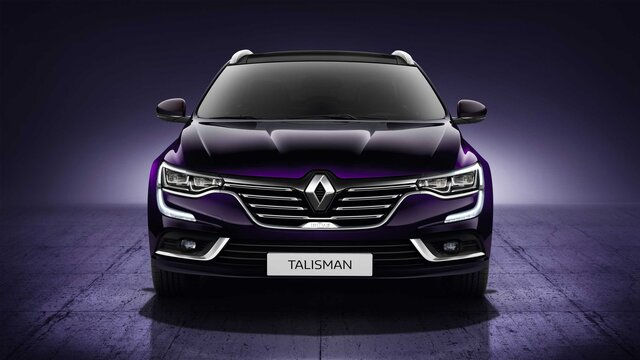 Renault TALISMAN Estate INITIALE PARIS - Vue de face
