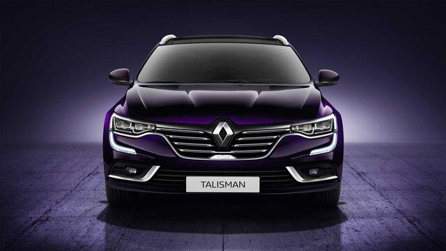 Renault TALISMAN Grandtour INITIALE PARIS - Frontansicht