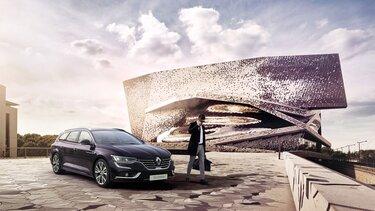 Renault TALISMAN Estate INITIALE PARIS mauve