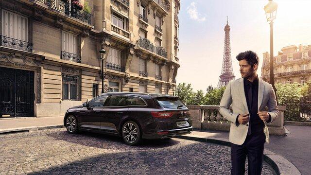Renault Talisman Sport Tourer INITIALE PARIS trasera