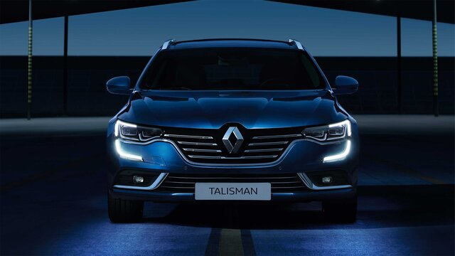 Renault TALISMAN Sport Tourer assinatura luminosa