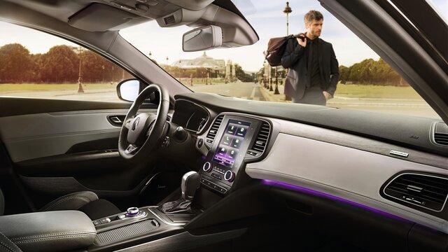 Renault Talisman Sport Tourer INITIALE PARIS interior