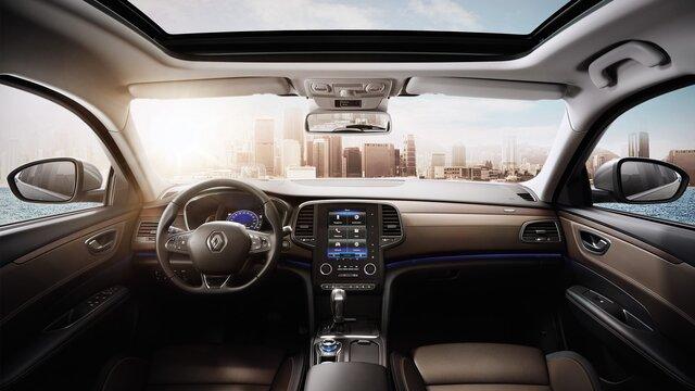 Střešní okno vozu Renault TALISMAN Grandtour
