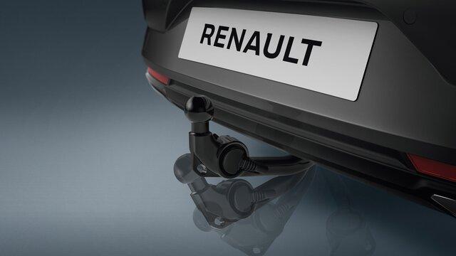 Renault Talisman enganche de remolque plegable