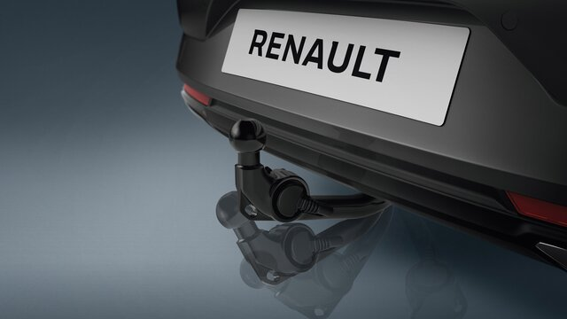 Renault TALISMAN Attelage escamotable