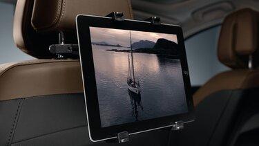 Renault soporte para tablet