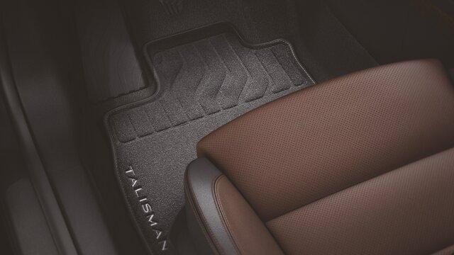Renault Talisman alfombrillas textiles