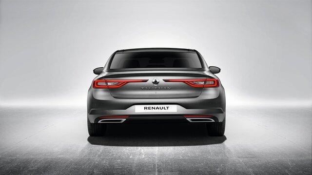 Renault TALISMAN vue arrière