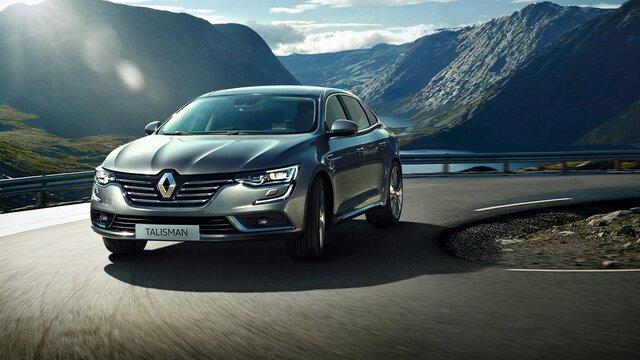 Renault TALISMAN face avant