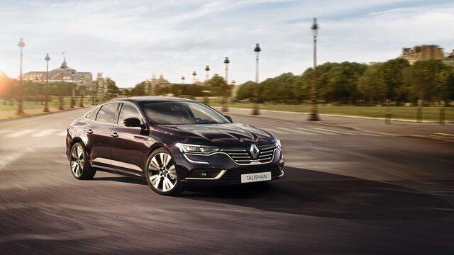 Renault TALISMAN INITIALE PARIS - Exterieur
