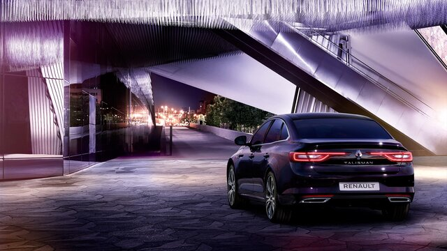 De Renault TALISMAN