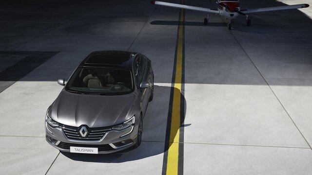 Renault TALISMAN extérieur