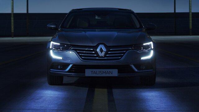 Renault TALISMAN dianteira