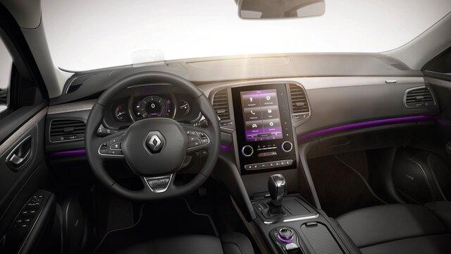 Renault TALISMAN iluminação ambiente