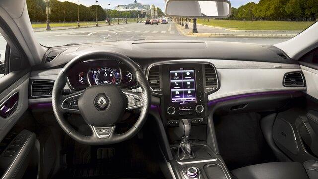 Renault TALISMAN INITIALE PARIS binnenkant