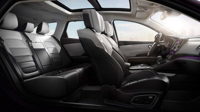 Renault Talisman INITIALE PARIS interior