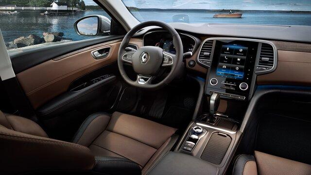 Interiér vozu Renault TALISMAN