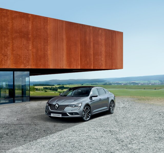 Renault TALISMAN buitenkant