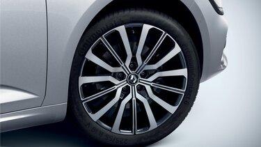 """Renault TALISMAN – 48cm (19"""") lita platišča"""