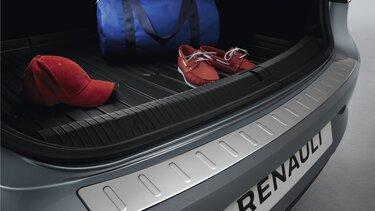 Yeni Renault TALISMAN Bagaj eşiği- Paslanmaz çelik