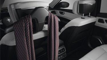 Renault TALISMAN – obešalnik na naslonu za glavo