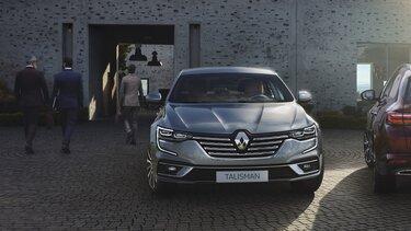 Renault TALISMAN – sprednja stran limuzine