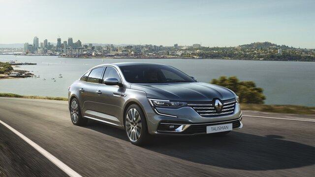 Renault TALISMAN versions et prix