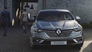 Renault TALISMAN face-avant