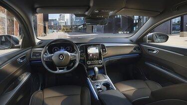 Wnętrze - deska rozdzielcza - Renault TALISMAN