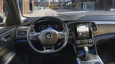 System MULTI-SENSE - Renault TALISMAN