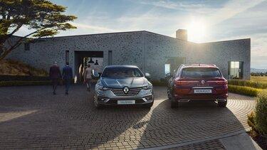 Berline Renault TALISMAN