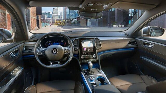 Die große Limousine Renault TALISMAN
