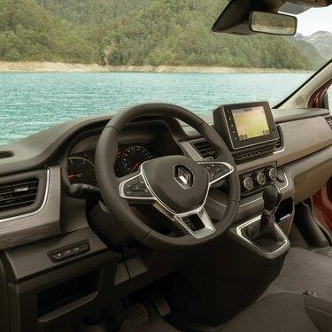 Renault Trafic SpaceNomad Außendesign