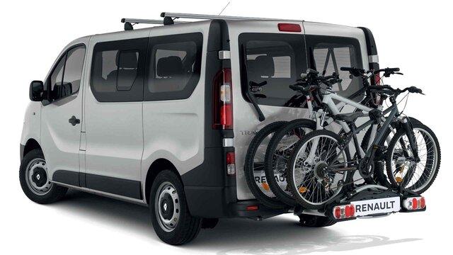 Attelage porte-vélos TRAFIC